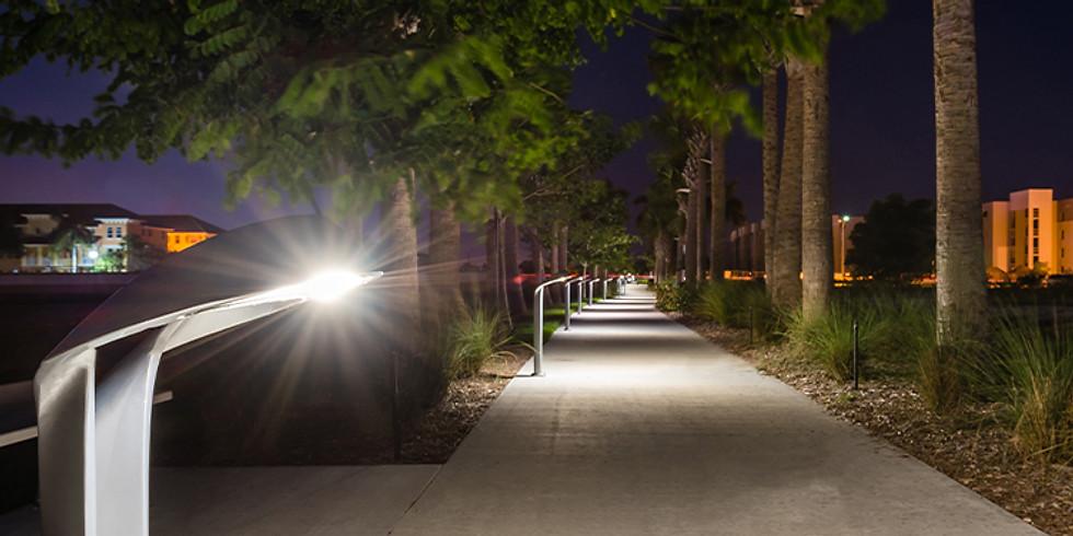 Pedestrian & Pathway LED Lighting