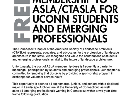 Announcing Free Membership Program for Students and Emerging Professionals