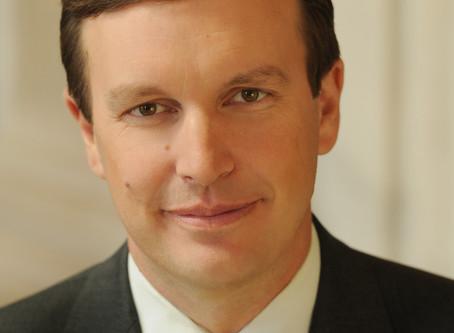 Senator Murphy Recognized as Honorary Member of ASLA