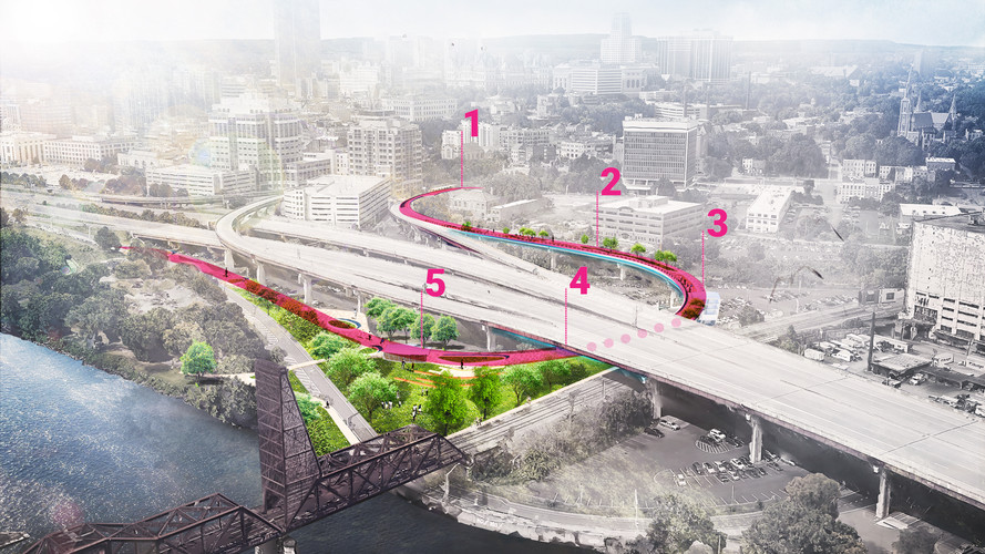 Albany Skyway Master Plan