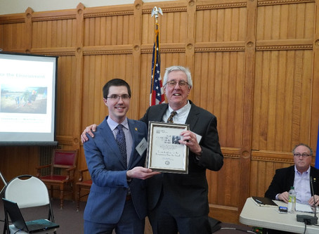 2020 Connecticut Olmsted Award to Presented to CFE/Save the Sound