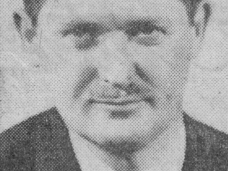 Remembering Edward Cape (1920 - 2021)