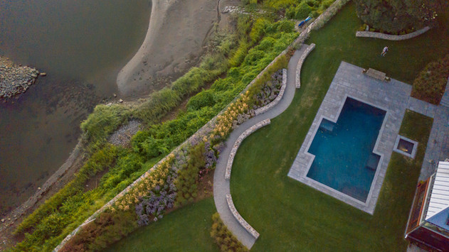 Coastal Contemporary Landscape