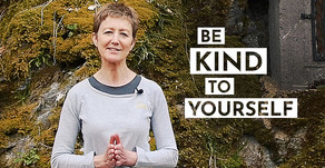 Day 13 - Be Kind to Yourself