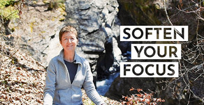 Day 16 - Soften Your Focus