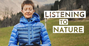 Day 3 - Listening to Nature