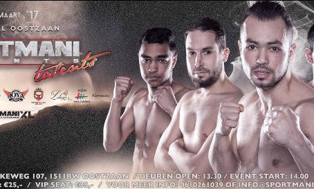 Upcoming event: Sportmani Talents