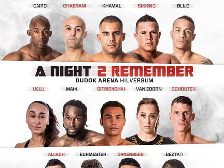 Event: Real Fighters