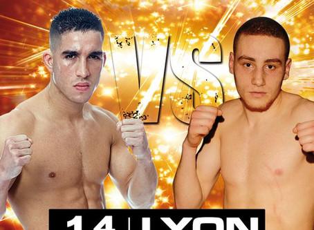 Mosab Amrani's Next Fight