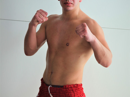 Meet the fighters: Youssef Chaikh
