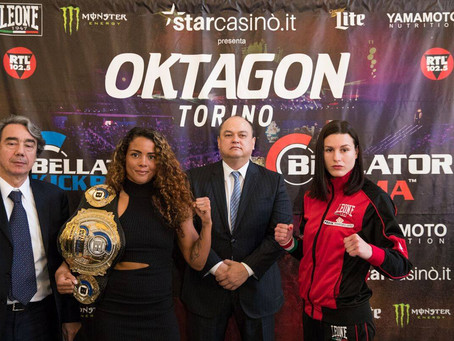 Pictures: Press conference Bellator Kickboxing 5