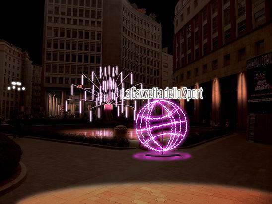 luminarie brandizzate