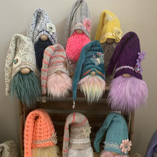 Booth 111   Sunshine & Rainbow Gnomes