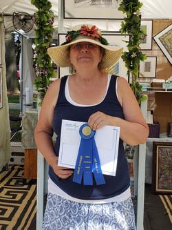 Excellence Award Kat Zinn