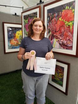 Ratterman Award - Janice Garrett