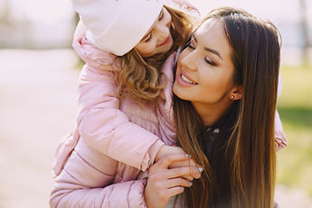 Canva - Happy mother and daughter spendi