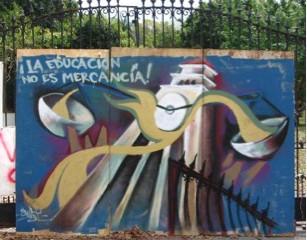 Huelga 2017 en la mirada del CUCA 2005