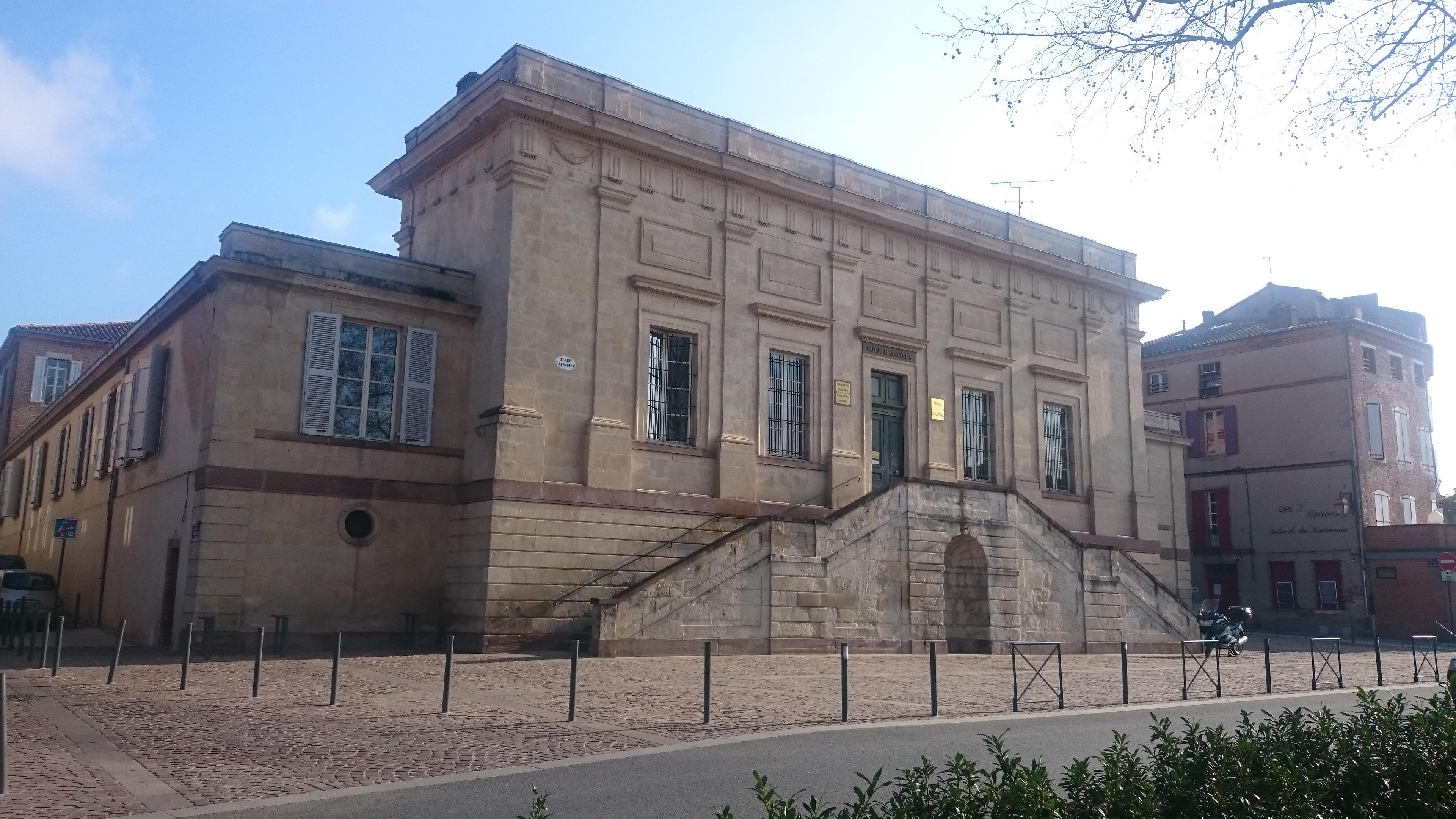 Palais de Justice d'Albi