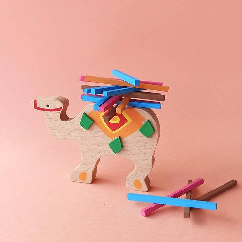 Camello de equlibrio