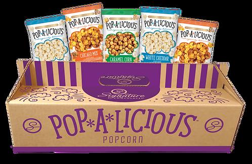 POP*A*LICIOUS Popcorn Sweet & Savory