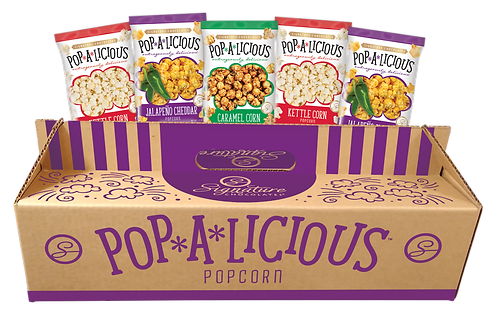 POP*A*LICIOUS Popcorn Spicy & Sweet