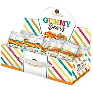 $1 Signature Gummy Bears
