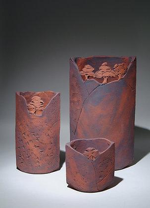 Terracotta Landscape Pots