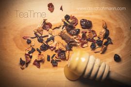 Früchtetee Produktfoto