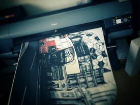 Neu bei uns - GROSSFORMAT Prints