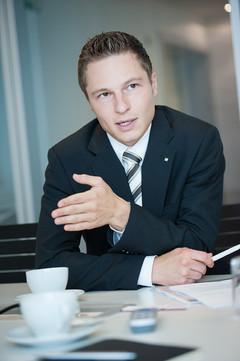 Businessportrait Interview