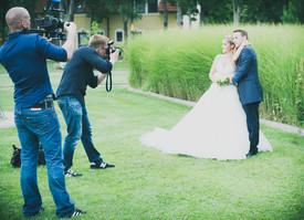 wedding making of