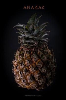 Ananas Produktfoto