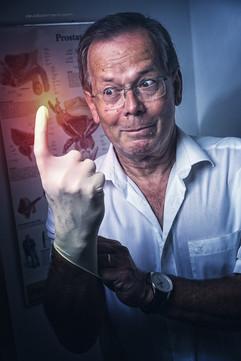 Portraitfoto Businessfoto Arzt