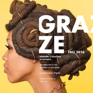 GRAZE Magazine