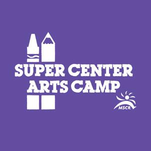 Super Center Arts Camp