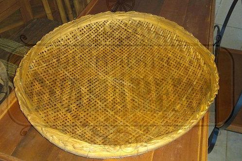 Peneira rústica artesanal média (0,56m diâmetro).