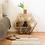 Thumbnail: Medium cardboard Ruche - bedside table