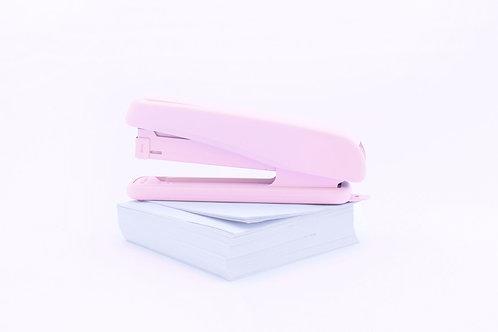 Piglet pink office stapler