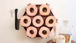 toilet rolls holder