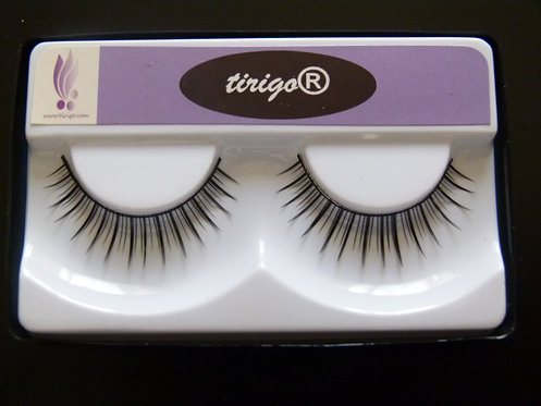 Faux cils tirigo® modèle t002 (eye lashes)