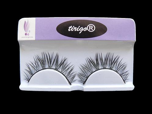 Faux cils tirigo® modèle t075 (eye lashes)