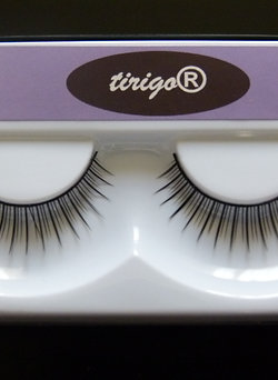 Faux cils tirigo® modèle t095 (eye lashes)