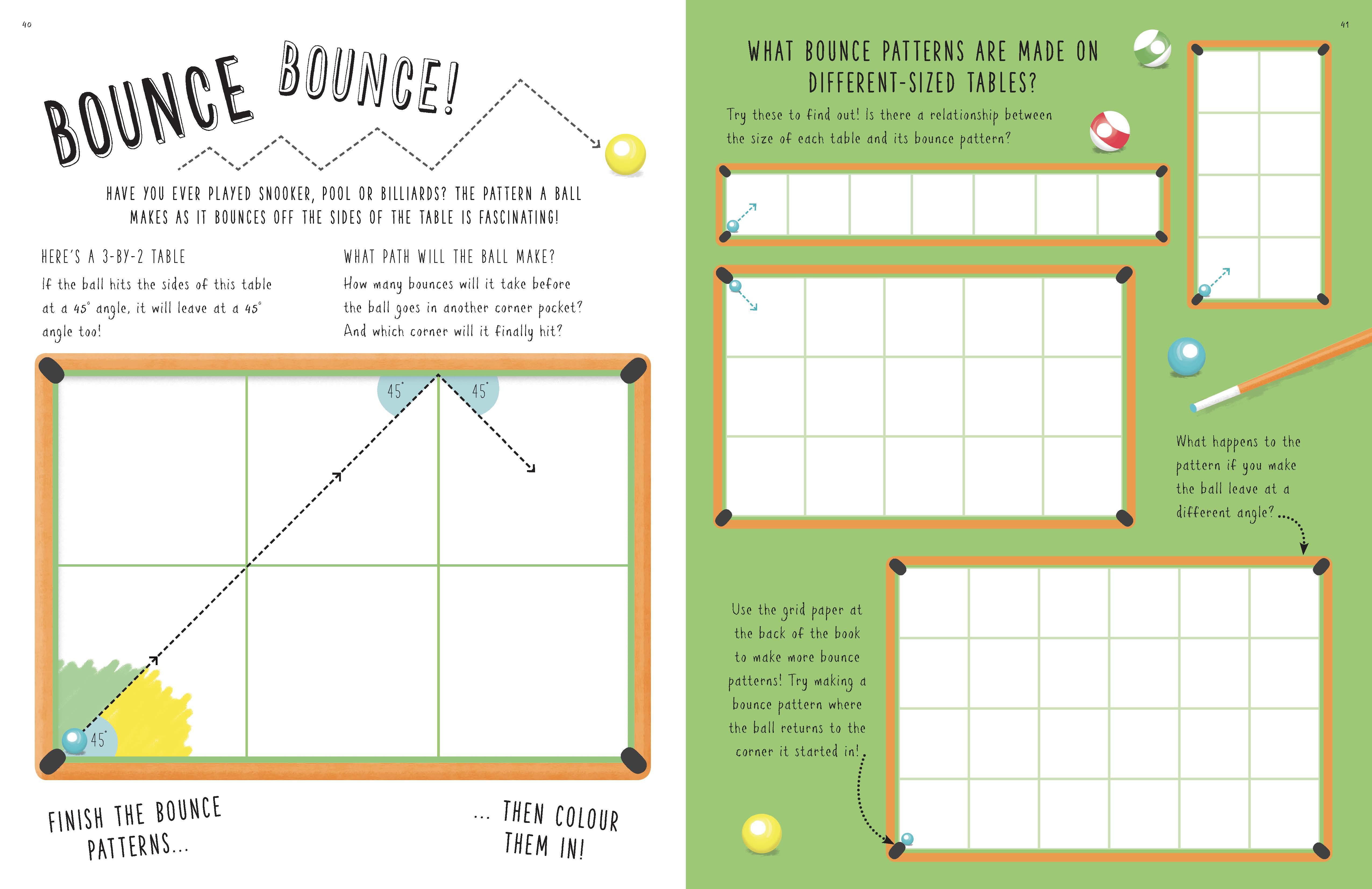 Bounce bounce!