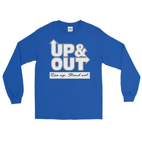 Up & Out | Rise Up Stand Out Long Sleeve Shirt