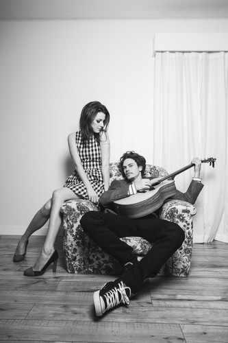 KATELYN PAIGE & LANDON BUSHELL - MUSICIANS