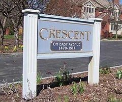 the crescent, new york, rochester new york, crofton perdue, townhome, condminium, home owner association