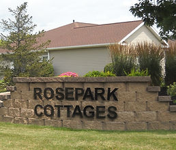 rosepark cottages, canandaigua new york, rochester new york, crofton perdue, townhome, condminium, home owner association, property management