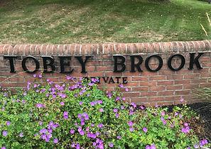 tobey brook, tobey brook homeowners association, webster, new york, crofton perdue, property management, community management, homeowner association,hoa