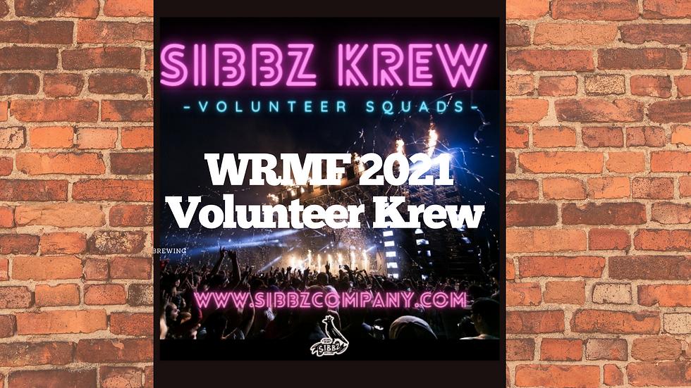 Weiser River Music Festival 2021 Volunteer Fee
