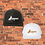 Thumbnail: SIBBZ Trucker Hats Black/White White/Gold